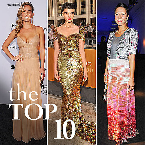 Best Celebrity Style For September 26, 2011