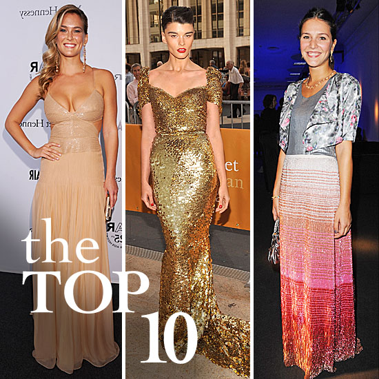 Fab's Top 10 Celebrity Looks of the Week — Bar, Margherita, Crystal, and More!