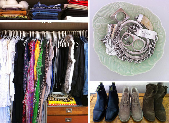 Inside Her Wardrobe: Table Tonic's Louise Bell Lets Us Snoop!