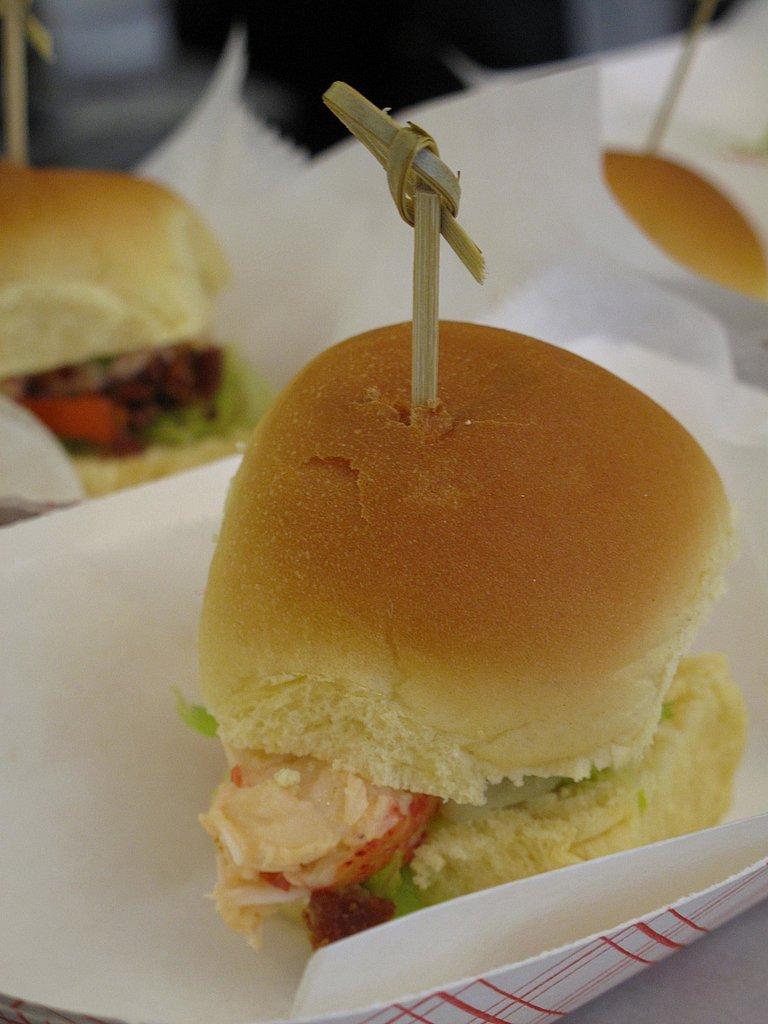 Lobster Sliders