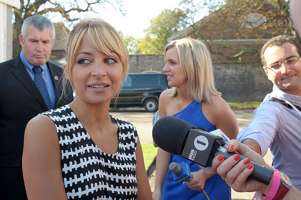 Nicole Richie talks to the BBC.