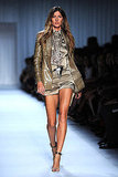 Gisele Bundchen hits the runway.