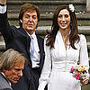 Paul McCartney and Nancy Shevell's Wedding Pictures