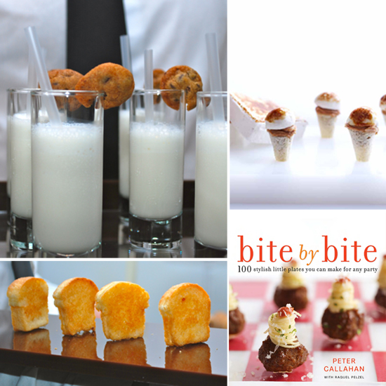 Think Small: Peter Callahan's Bite by Bite Will Have Mamas Rethinking Kids' Party Menus