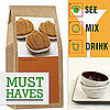 Best Food Products For October 2011