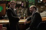 Ryan Gosling and Paul Giamatti in The Ides of March.  Photo courtesy of Sony Pictures