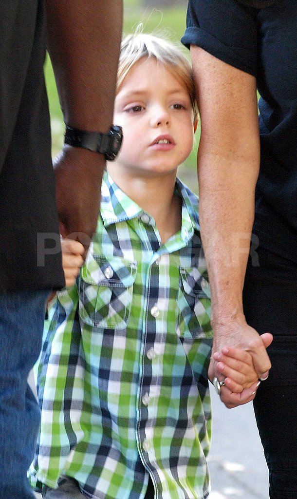 Britney Spears Brings Sean Preston, Jayden James, and Her Parents on Tour in Croatia