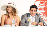 Jesinta Campbell and Firass Dirani