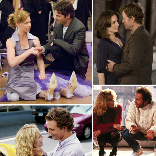 Romantic Comedy Clichés and the Movies That Can't Resist Them
