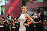 Kate Winslet rocked a hot number during the 2011 Venice Film Festival.