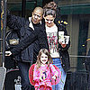 Suri Cruise in Ladybug Outfit Pictures With Katie Holmes