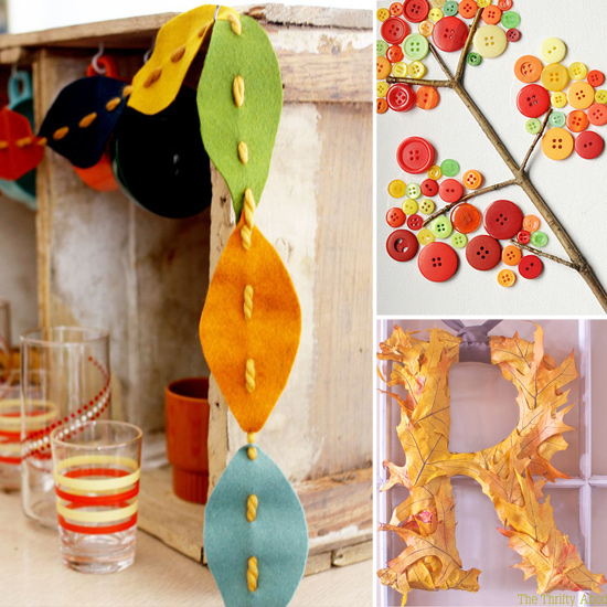Spruce Up: 6 Fall DIY Decor Projects