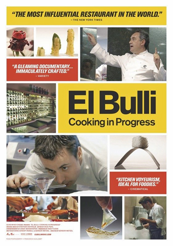 El Bulli: Cooking in Process