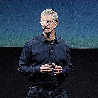 Tim Cook iPhone 4S Keynote