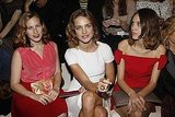 Alexa Chung joined Natalia Vodianova in Valentino's front row.