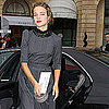 Paris Fashion Week Celebrities