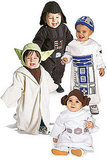 Little Star Wars Costumes ($13-$20)