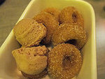 Cider Baked Doughnuts
