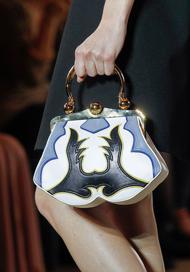 Paris Fashion Week's Top Bags for Spring 2012