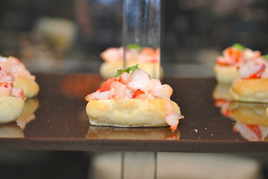 Bite-Sized Lobster Rolls