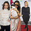 Victoria Beckham and Christina Applegate Tweet About Babies
