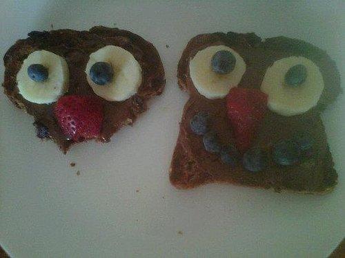 Healthy Breakfast or Snack