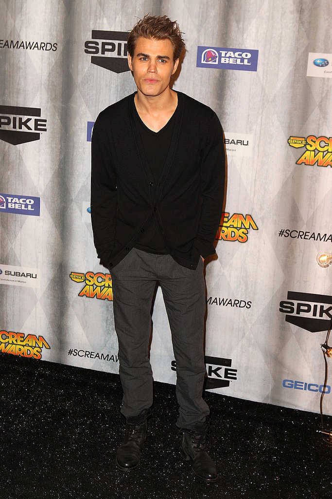 Paul Wesley Photos