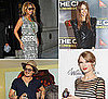 Celebrity Pictures of Pregnant Beyonce, Jodi Gordon, Johnny Depp, Taylor Swift