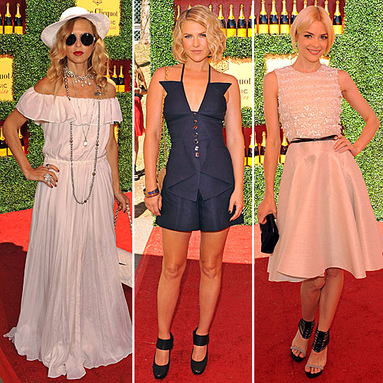 The Veuve Clicquot Polo Classic Draws Ladylike Glamour — Who's Most Fab?
