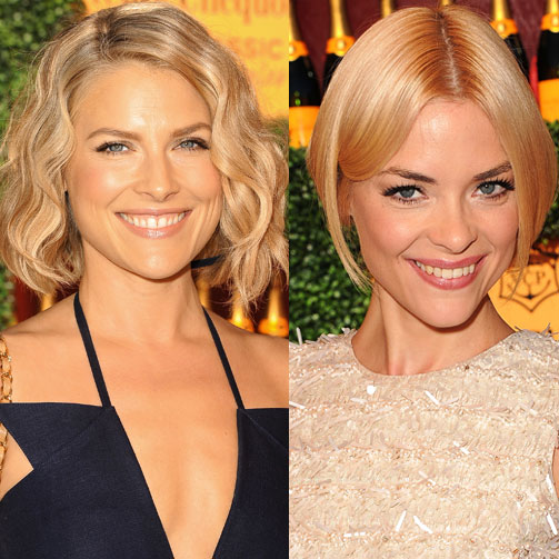 Ali Larter and Jaime King Change Their Hair
