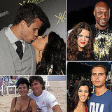 Kris and Kim Divorce: Take a Look Back at Other Kardashian Kouples