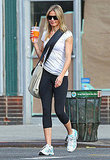 Cameron Diaz walked around NYC.