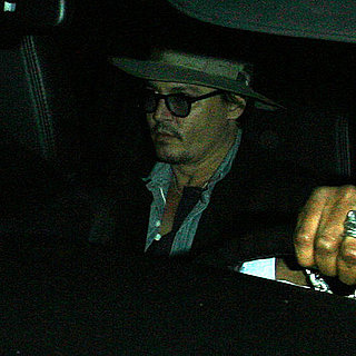 Johnny Depp Pictures Leaving Madeo Amid Dr. Seuss News