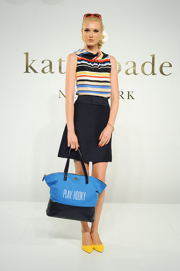 Kate Spade New York Spring 2012