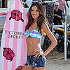 Alessandra Ambrosio Bikini Pictures in Hawaii
