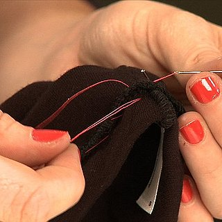 How to Fix a Hemline