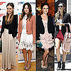 Rachel Bilson in Blazers