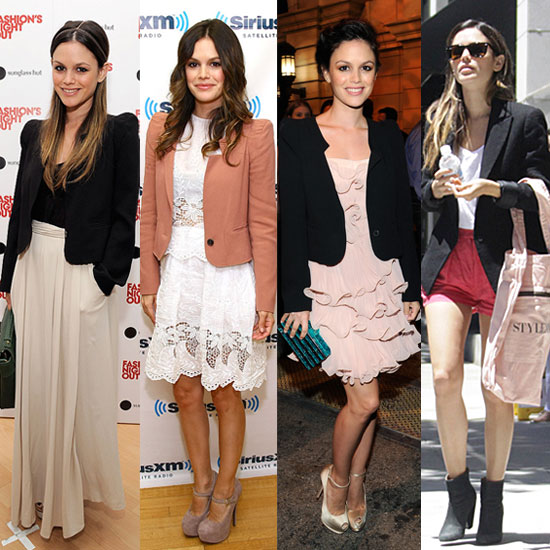 Rachel Bilson's Blazer Style: How to Get the Look