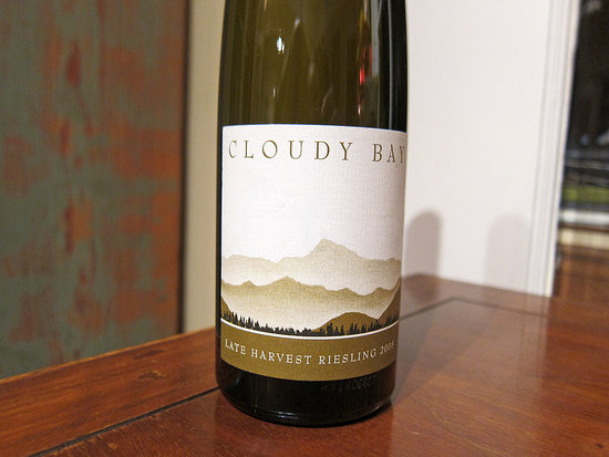 2005 Cloudy Bay Late Harvest Riesling