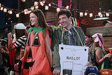 First Look: Katie Holmes as the Slutty Pumpkin on How I Met Your Mother