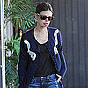 Rachel Bilson and Hayden Christensen Lunch in LA Pictures