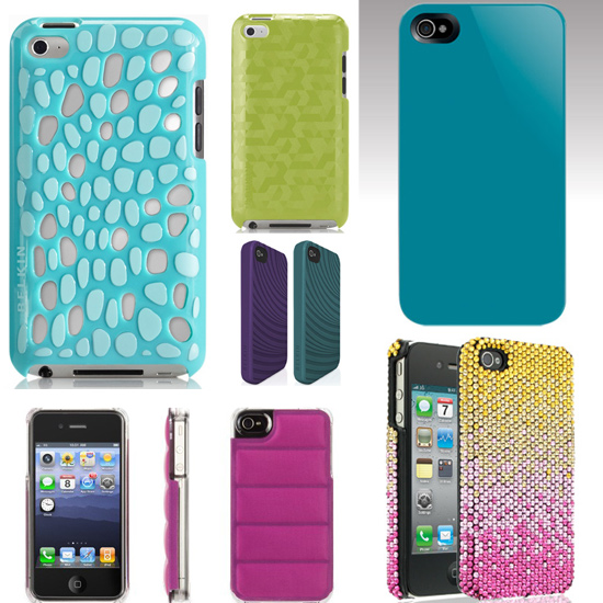 14 Hot New Cases For the iPhone 4S
