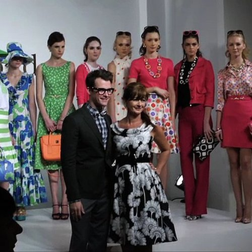 Brad Goreski Styles Kate Spade's Spring 2012 Show: He Tells Us His Dream Shoe and more!