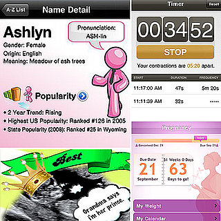 Best Pregnancy iPhone Apps