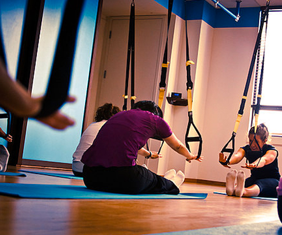TRX and Pilates