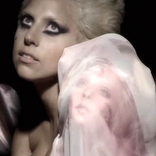 Lady Gaga MAC Dress Video
