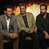 The Three Musketeers Cast on Kissing Scenes &amp; Orlando Bloom