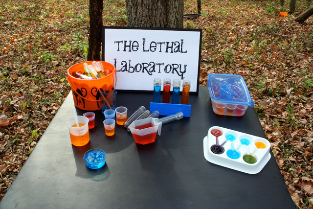 A Lethal Laboratory