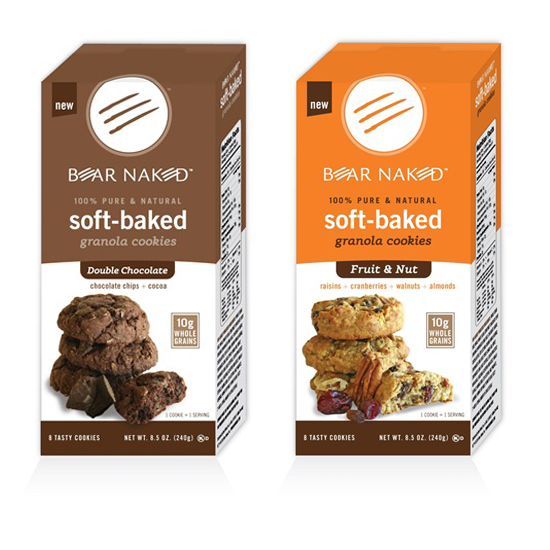 Bear Naked Soft-Baked Cookies