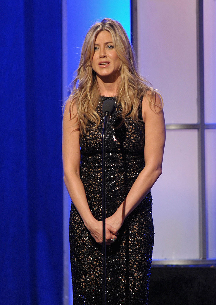 Jennifer Aniston said a few words about Robert Downey Jr.